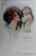 CPA Baby Mine Cosmopolitan Magazine Harrison Fisher 1920 - Fisher, Harrison