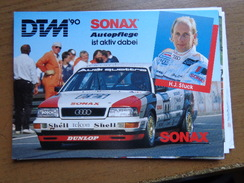 Autosport / Hans Joachim Stuck - Audi V8 Quattro --> Unwritten - Rally