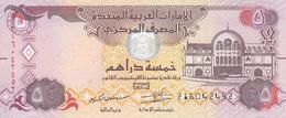 UAE UNITED ARAB EMIRATES 5 DIRHAMS 2015 P-26 UNC */* - Emirats Arabes Unis