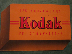 Les Nouveautés KODAK De Kodak-Pathé - Appareils Photo