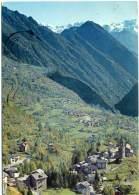 CHAMPORCHER  AOSTA  Scorcio Panoramico E Torre Dei Signori Di Bard - Italia