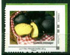 Tourteau Fromager Adhésif Neuf ** . Collector Poitou - Charente 2009 - Collectors