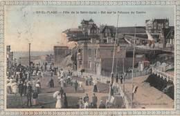76 - Criel-Plage - Fête De La St-Galet - Bal Sur Pelouse Du Casino - Criel Sur Mer