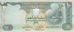UAE UNITED ARAB EMIRATES 10 DIRHAMS 2015 P-27 UNC */* - United Arab Emirates
