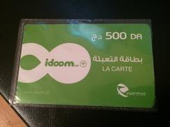LA CARTE IDOOM 500 DA-RECHARGE ADSL