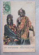 CPA Colorisée - Afrique Occidentale - Nu Ethnique - 1155. Femmes Peulhes Du Oualo - Afrique Du Sud, Est, Ouest