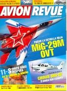 Revista Avion Revue Internacional. Nº 291. (ref.avirev-291) - Aviación