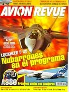 Revista Avion Revue Internacional. Nº 292. (ref.avirev-292) - Aviation