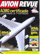 Revista Avion Revue Internacional. Nº 295. (ref.avirev-295) - Aviación