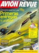 Revista Avion Revue Internacional. Nº 296. (ref.avirev-296) - Aviación