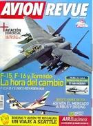 Revista Avion Revue Internacional. Nº 299. (ref.avirev-299) - Aviación