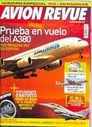 Revista Avion Revue Internacional. Nº 300. (ref.avirev-300) - Aviación
