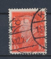 Duitse Rijk/German Empire/Empire Allemand/Deutsche Reich 1928 Mi: 413 Yt: 404 (Gebr/used/obl/o)(1890) - Gebruikt