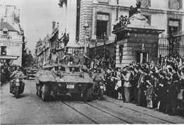 De Sienne à Belfort, Liberation De DIJON - Guerre 1939-45