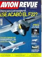 Revista Avion Revue Internacional. Nº 325. (ref.avirev-325) - Aviación