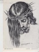 Gesù Cristo Volto Illustrata  Josè Benasalvas  Vg - Gesù