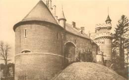 Château De GAESBEEK Lez-Bruxelles - Vue Générale De L'aile Droite - Tour De Leeuw-St-Pierre - Lennik
