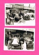 SPORT L'AUTOMOBILE. D41 3 Heures De CONTRES FRANCE ???. RENAULT. DE DION BOUTON. ETC ...CARS CIRCUIT. - Cars