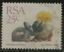 SUDAFRICA - AFRICA DEL SUR. Fauna. USADO - USED. - África Del Sur (1961-...)