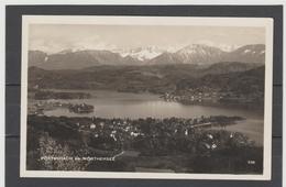 STM240 POSTKARTE KÄRNTEN JAHR 1927 PÖRTSCHACH Gebraucht SIEHE ABBILDUNG - Pörtschach