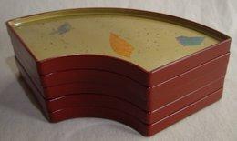 5 Urethane Trivets - Dishes