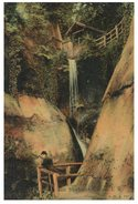 (Del 777) Very Old Postcard - Carte Ancienne -  UK - Isle Of Wight - Shaklin Chine - Other