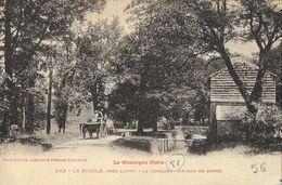 La Montagne Noire, La Rigole, Près Lampy - Le Conquet, Maison De Garde - Phototypie Labouche Frères - France