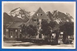 Deutschland; Garmisch-Partenkirchen; Gasthof Alpengruss; 1932 - Garmisch-Partenkirchen