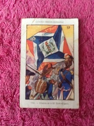 Collection Bozon-Verduraz (pâtes Alimentaires) 1792 Drapeaux De La 93ème Demi-Brigade - Trade Cards