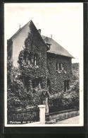 AK Gernrode, Pfarrhaus Der St. Cyriacis-Stiftskirche - Ohne Zuordnung