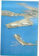 CP Djibouti Vue Aérienne Le Port Et L'Escale Nautique Afrique Edition André Bourlon - Dschibuti
