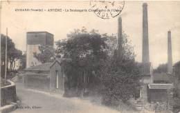 85 - VENDEE / Cugand - Antière - La Boulangerie Coopérative De L'usine - France