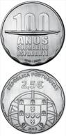 PORTUGAL - 2,50 Euro Cc  2013  -  (   Centenário Do Espadarte       )  UNC - Portugal
