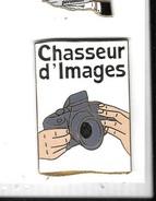 Pin' S  Photo, Chasseur  D' Images ( 39 Mm X 55 Mm ) - Fotografia