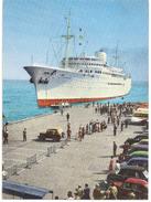 Kobe - The Great Harbour - Animated - Oldtimer Cars - Ship / Boot / Bateau - Kobe