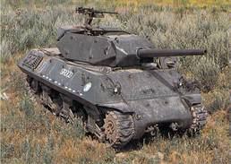 49 - SAUMUR - Char Moyen Américain Tank Destroyer M 10 Siroco - Musée Des Blindés - Armée - Guerre - Saumur
