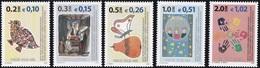Kosovo, Definitives, DM/€, Complete Set MNH - Kosovo