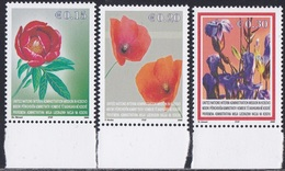 Kosovo, Flora 2005, Complete Set, MNH - Kosovo