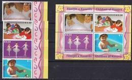 Kosovo, Children 2006, Set + S/S, MNH - Kosovo