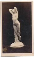 CDV - Sculpture, Nu - London, 1870 - 2 Scans