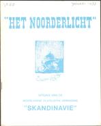 Het Noorderlicht, Tijdschrift Vd Postzegel Vereniging Scandinavië Nr 70 T/m Nr 89, Compleet Van 1982 (nr 70) T/m 1986 - Holandés (desde 1941)