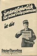 Deutschland - N. S. Bild-Verkehrskarte - Zwischen Grafenhainichen Und Bad Elster - 1:200000 - Verlag Eduard Gaebler Leip - Landkarten