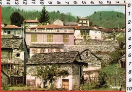 """Trarego/Verbania """"veduta"""" Cartolina/postcard 1969-francobollo Presente - Verbania"""