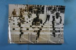 Jeux Olympiques De Montréal 76 110M Haies Guy Drut 3ème De Sa Série (43) - Sport