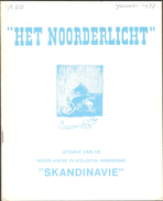 Het Noorderlicht, Tijdschrift Vd Postzegel Vereniging Scandinavië, Nr 50 T/m Nr 69, Compleet Van 1977 T/m 1981 - Riviste