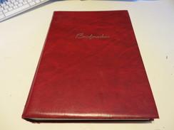 DEUTSCHLAND  Posten  O / * / ** /  MARKEN  Im  Gebrauchten  Dicken  STECKBUCH - Collections (with Albums)