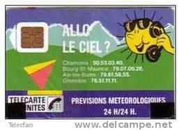 FRANCE F26 ALLO LE CIEL 120U NSB MINT RARE SUPERBE - France