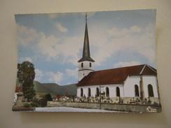 CPSM 88 - TAINTRUX EGLISE SAINT-GEORGES - Saint Die