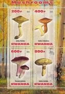 RUANDA Mushrooms 2,unused(Z1) - Mushrooms