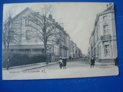 VILVOORDE / Rue D'AUBREME In 1907 - Vilvoorde